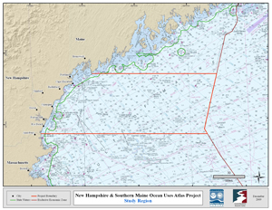 National Marine Protected Areas Center The New Hampshire and