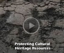 Protecting Cultural Heritage Resources
